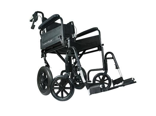 Airgo Comfort Plus Xc Transport Chair 700 830 Medplus